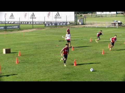 Entrenamiento en River Camp (02/05)