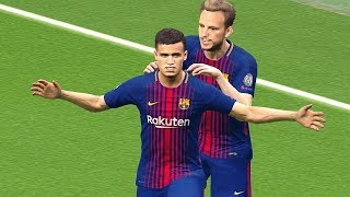 Download Video Real Betis vs Barcelona (Coutinho Scored 2 Goals) 21/01/2018 Gameplay MP3 3GP MP4