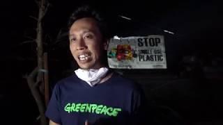 Greenpeace Serukan Penghentian Plastik Sekali Pakai