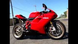 9. 2008 Ducati 1098 R US02129-A