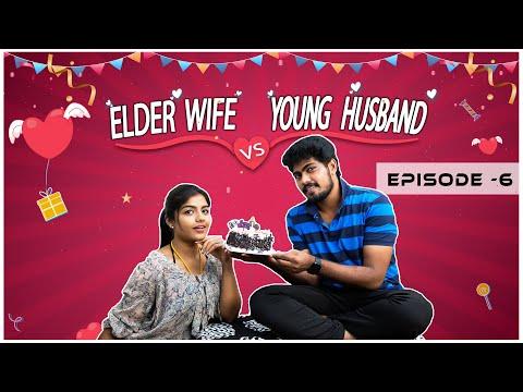 Elder Wife vs Young Husband | Romantic Web Series | Ep-6 | Light House