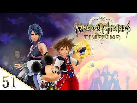 KINGDOM HEARTS TIMELINE - Episode 51: Wave of Chaos