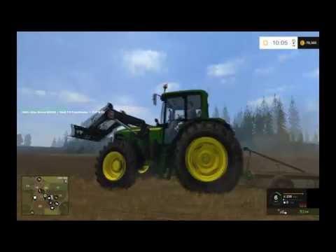 John Deere 6920s Tractor v1.0