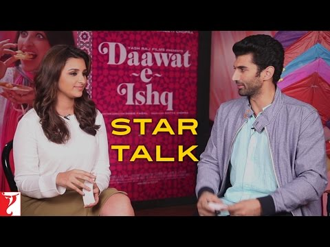 Star Talk with Aditya Roy Kapur - Parineeti Chopra... Aditya Roy Kapur,Parineeti Chopra