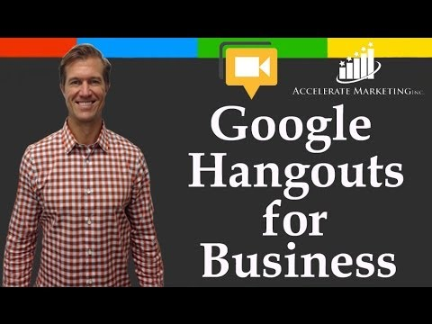 Google Hangouts For Business: How To Use Google Hangouts To Grow Your Business