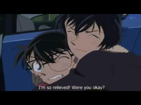Detective Conan Fighting moments Masumi sera (видео)