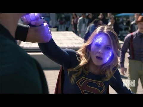 supergirl season 4 episode 5 parasite lost/ supergirl vs the parasite full fight scene