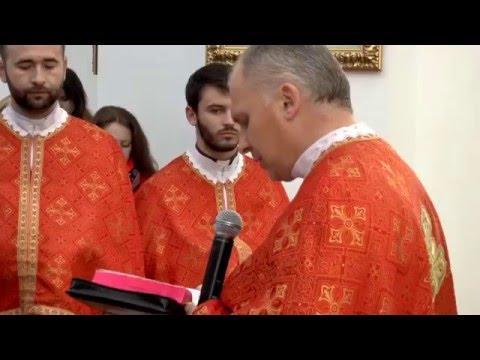 Винесення пращаниці ц.Різдва Пресвятої Богородиці м.Ів-Франківськ 2016