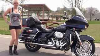 9. Used 2013 Harley Davidson Road Glide Ultra Motorcycles for sale