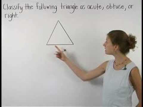 Acute Triangle Video