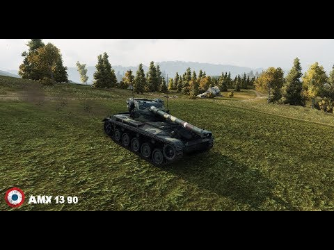 AMX 1390 ТАКОГО ЗАСВЕТА Я ЕЩЕ НЕ ВИДЕЛ [ World of Tanks ]