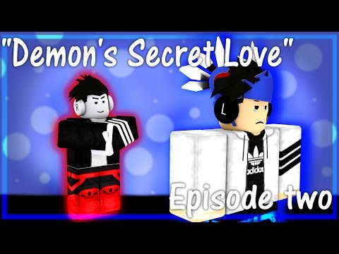 """Demon's Secret Love"" Episode Two [Roblox Story]"