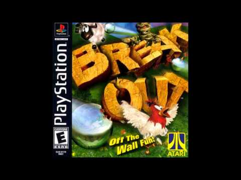breakout playstation 1