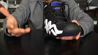 adidas Crazy 8 Performance Review - YouTube