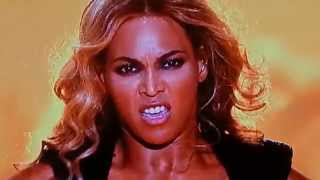 Nonton     Beyonce Possessed On Stage By Demons Satan At Super Bowl Halftime 2013 Film Subtitle Indonesia Streaming Movie Download