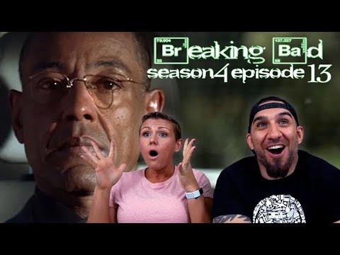 Breaking Bad Season 4 Episode 13 'Face Off' REACTION!!