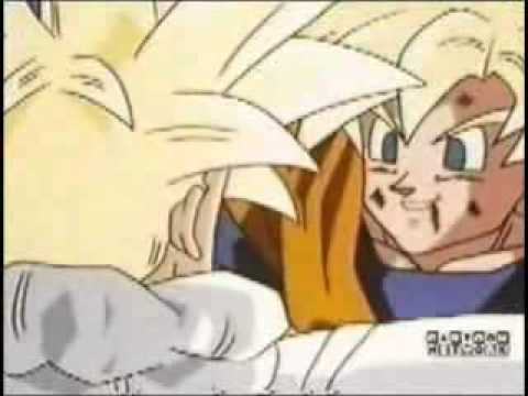 DRAGON BALL Z-VERSION LA CAIDA DE EDGAR