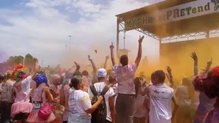 Potchefstroom South Africa  city photos gallery : Capitec Color Run, Varsity Tour, Potchefstroom, South Africa