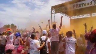 Potchefstroom South Africa  city images : Capitec Color Run, Varsity Tour, Potchefstroom, South Africa
