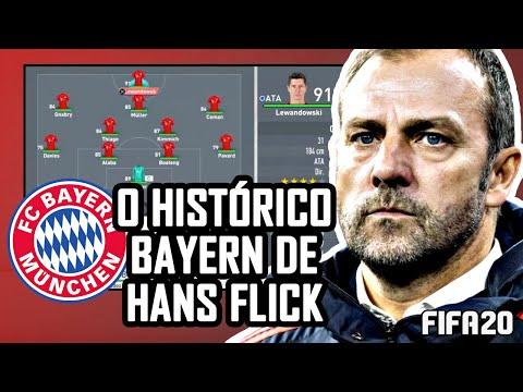 O TOQUE DE FLICK! Aprenda a jogar exatamente como a nova versão do hegemônico Bayern | FIFA