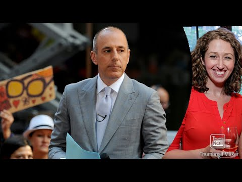 Matt lauer accused of rape | Former NBC host accused of raping colleague Brooke Nevils