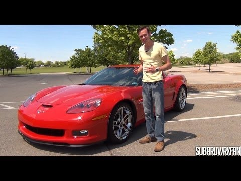 Review: 2008 Corvette Z06