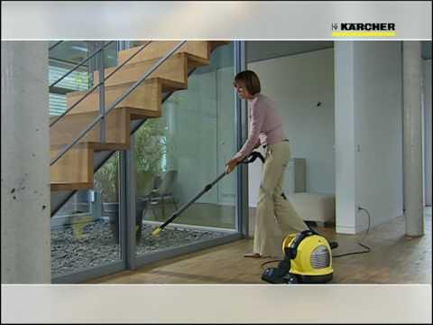 Бытовой пылесос Karcher VC 6 Premium
