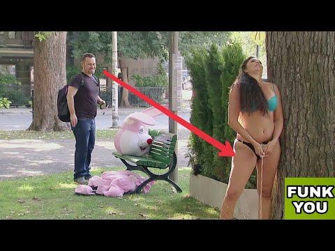 Video Hot Girl Pees In Public Like Man Best Prank download in MP3, 3GP, MP4, WEBM, AVI, FLV January 2017