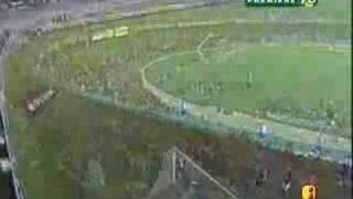 Flamengo 1 X 1 Cruzeiro - 1º Jogo Final Copa do Brasil 2003 - Fernando Baiano.