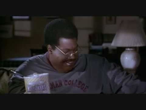 The Nutty Professor - Bloopers