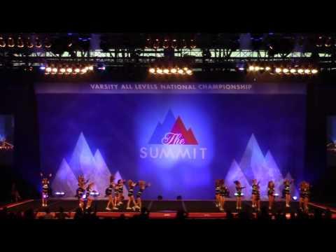 Summit 2016 Day 2 - California All Stars - Vegas - Glam (Summit 2016 Champions)
