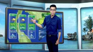 (VTC14)_ Thời tiết biển ngày 29.07.2016, Dự Báo Thời Tiết, Dự Báo Thời Tiết ngày mai, Dự Báo Thời Tiết hôm nay