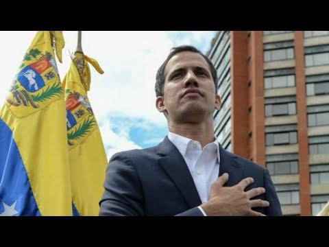 Βενεζουέλα: Προσφέρει αμνηστία στον Μαδούρο ο Γκουαϊδό…