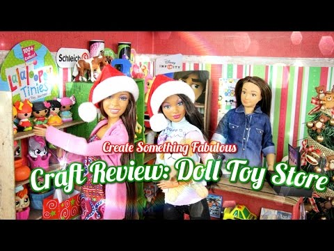 Toy Store - by request: Check out our Fabulous second channel for amazing craft reviews, Fan mail openings andAwesome Quick Crafts Our Second Channel: http://www.youtube...