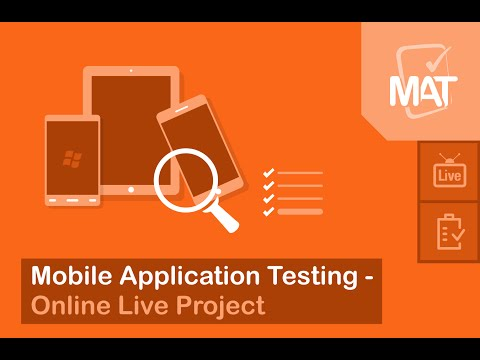 apptester - Click to register for LIVE PROJECTS and PLACEMENT PROGRAM - http://www.itelearn.com/live-training/registration-form Hungry for more? http://itelearn.com/yt M...