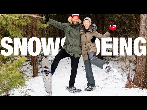 A Winter Snowshoe Adventure