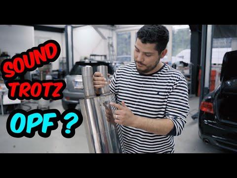 Polo GTI Milltek Abgasanlage - Sound trotz OPF !    Wega Performance