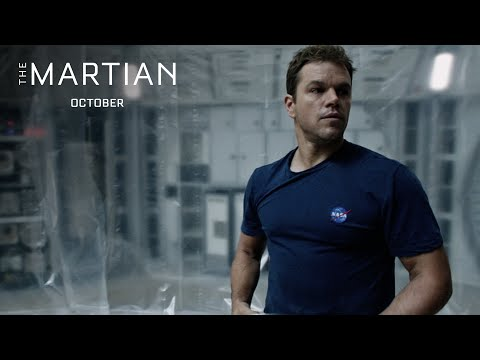 The Martian (Extended TV Spot 'I'm Alive')