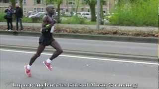Running Mechanics is where it's at !