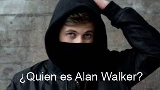Video La Historia de Alan Walker download in MP3, 3GP, MP4, WEBM, AVI, FLV Februari 2017