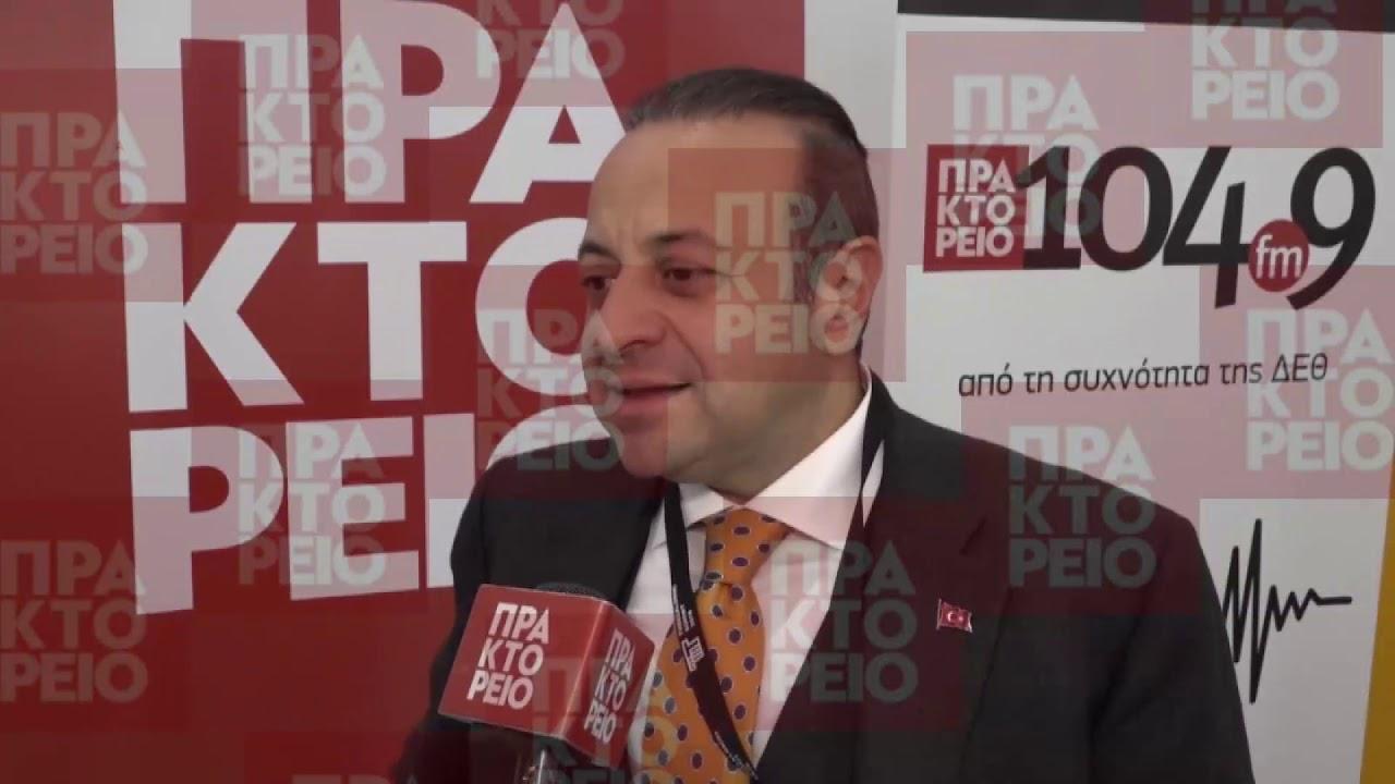 Ε. Μπαγίς στο ΑΠΕ-ΜΠΕ: Τουρκία και Ελλάδα είναι σύμμαχοι