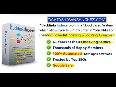 How to Use Backlinks Indexer & Rank Higher In Google and YouTube