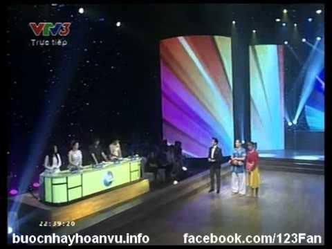 Ngô Kiến Huy & Virto – Bước nhảy hoàn vũ 2013 Tuần 5 ngày 20/04/2013