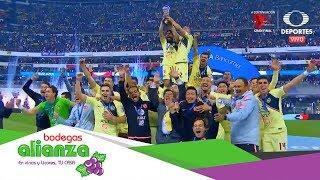 Video ¡América Campeón! | Cruz Azul 0 - 2 América | Final Apertura 2018 | Televisa Deportes MP3, 3GP, MP4, WEBM, AVI, FLV Februari 2019