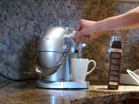 www.Espresso-Club.co.uk - Caffitaly Nautilus Coffee Machine