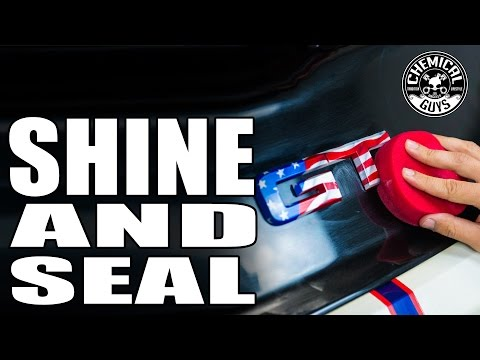 How To Shine And Seal Your Car - Chemical Guys Car Care