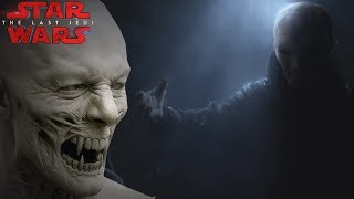 """A post on 4chan claims that Snoke is a vampire, or a force parasite, who leeches off of Kylo Ren's power, and the power of his previous apprentices. The anonymous poster, claiming to be a former Lucasfilm employee, claims that Snoke's true identity is a secret that will be uncovered by Finn and Rose who will work with """"DJ"""" to find Snoke's real body which is hidden in a sarcophagus on a remote planet. There are conflicting premises in this alleged """"Last Jedi leak"""" in that if Snoke is swapping bodies or using some type of essence transfer, why would he need to leech off of anyone else's power. Additionally, Yupe Tashu said, in the first Aftermath novel, that there are ways to extend one's life through the dark side of the Force. Yupe Tashu seemed to indicate that one could live an extremely long life span through those methods. One such method, was the one Sidious and Plagueis learned of just before Sidious killed his master. Looking at what already exists in canon, it doesn't seem likely to me that Snoke is any kind of vampire, force vampire, or user of essence transfer. Additionally, Rian Johnson's statements point to not much being learned regarding Supreme Leader Snoke's backstory in the Last Jedi. Perhaps one of these speculations has some truth to it, but we will likely have to wait until 2019 to learn of his background in Episode 9, PLAYLISTS »»»Rey Identity Theories →  https://goo.gl/n0z5cDSupreme Leader Snoke Theories →  https://goo.gl/5vOLV3Kylo Ren Videos →  https://goo.gl/jN0sgXStar Wars Episode VII →  https://goo.gl/QuDgLRStar Wars Episode VIII →  https://goo.gl/KwwKLlStar Wars Rebels Season 3 →  https://goo.gl/WRiUFhRogue One →  https://goo.gl/4rJJKxURBAN ACOLYTES APPAREL »»»https://www.teepublic.com/user/urbanacolyteSTAR WARS INSPIRED APPAREL »»»VICTORIOUS Long Length Drape Cape Cardigan Hoodie (Vader's Wrath Style) → http://amzn.to/2jM9hxCSTAR WARS COSPLAY »»»Cosplaysky Kylo Ren Costume → http://amzn.to/2iXDLIlKylo Ren Standard Sith Costume → http://am"""