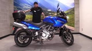 4. 2008 Suzuki V-Strom