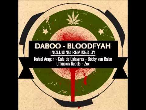 Daboo – Bloodfyah (Bobby van Balen rmx) [Driftkikker Productions]