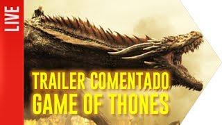 Game of Thrones ganhou um trailer para a sétima temporada. Veja tudos os detalhes agora nesse OmeleTV AO VIVO!